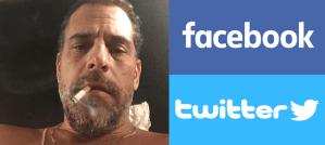 Facebook, Twitter Censors Bombshell Hunter Biden Email Report