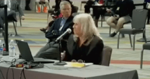 Witness at Arizona Hearing 'truckloads of ballots were coming in'