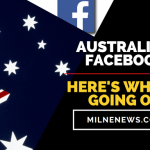 Australia v Facebook: Here's What's Going On