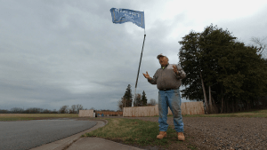 Business Owner Told His Trump Flag Violates Minnesota City Ordinance, He Doesn't Care