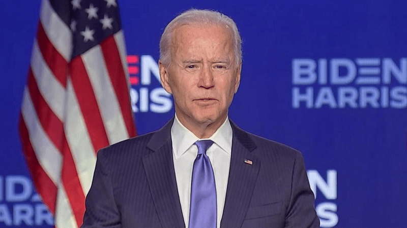 Biden Says China Wants to 'Own' America By 2035 After Previously Saying 'They're Not Competition For Us'