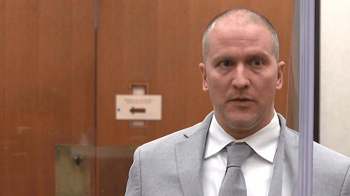 Derek Chauvin Gives Cryptic Message In Brief Statement Before Sentencing