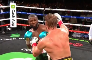Main Event Between Floyd Mayweather & Logan Paul Ends With No Winner