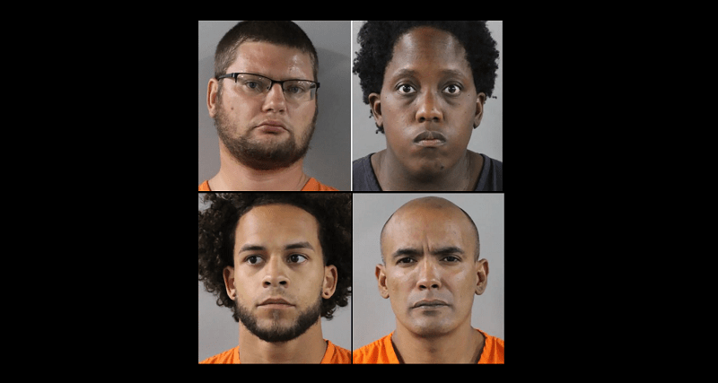 3 Disney World Employees & Nurse Among Group Arrested In Child Sex Sting Operation