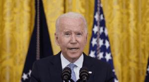 Biden Offers Funds To School Districts That Defy Gov. DeSantis' Mask Mandate Ban