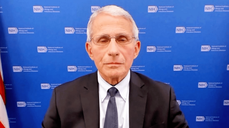 Fauci Not Happy After Conservative Radio Host Asks Him If He Should Resign