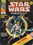 No1 UK Star Wars Weekly Cover