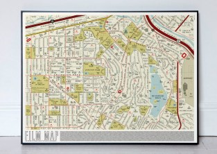Film Map by Dorothy