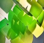 50 Light Shades of Green