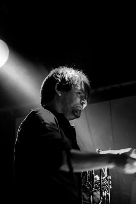 Phil Sumner on keyboards