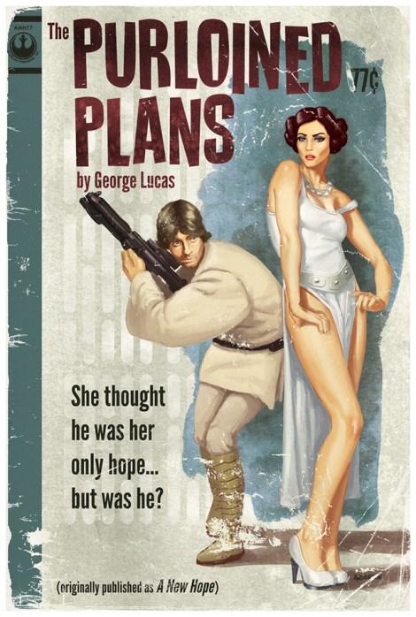 The Purloined Plans