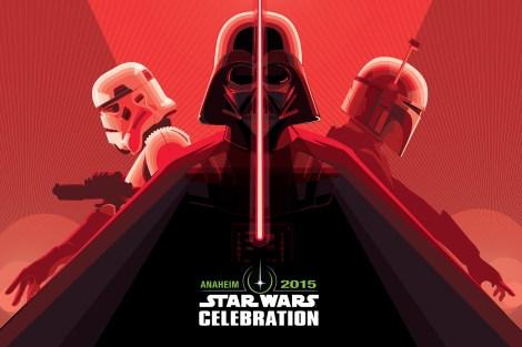 star-wars-celebration-2015-official-vader-red-poster-by-craig-drake