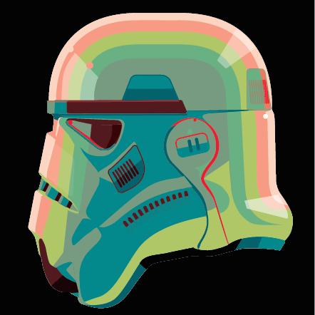 star-wars-celebration-2015-official-variant-stormtrooper-by-craig-drake