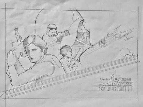 star-wars-celebration-2015-poster-sketch-by-craig-drake1