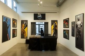 Craig Drake Solo Show II Hero Complex Gallery