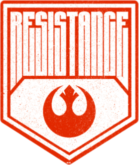 Star Wars The Force Awakens First Order and Resistance Stickers Decals Insignia_25