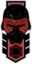 Star Wars The Force Awakens First Order and Resistance Stickers Decals Insignia_27