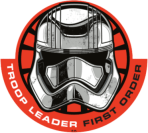 Star Wars The Force Awakens First Order and Resistance Stickers Decals Insignia_72