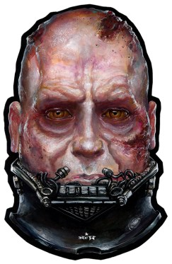 Art by N.C. Winters Vader Unmasked