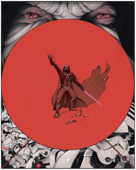 Join Us - Star Wars - Art Awakens byChris B. Murray