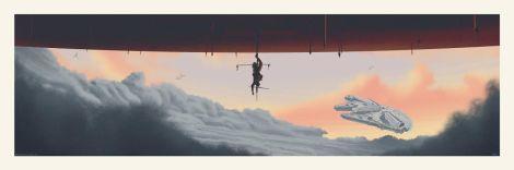 Mark Englert - Rescue - Star Wars - Art AwakensMark Englert - Rescue - Star Wars - Art Awakens