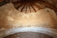 The Lars homestead from the inside Chott El-Jerid - Tunisia _ Star Wars Tatooine Location
