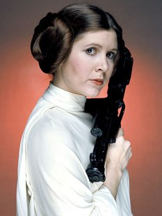 New Star Wars The Force Awakens Promotional Images _ Princess Leia