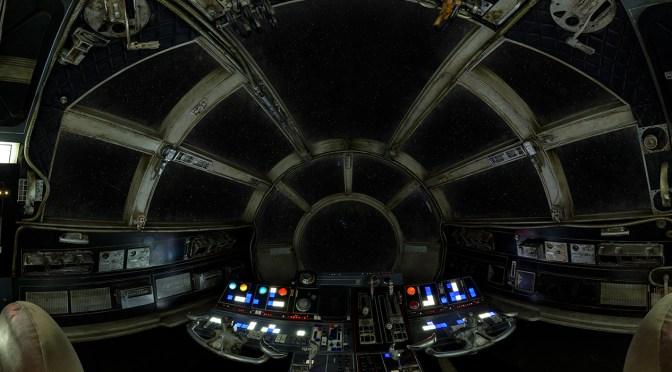 The 360 Millennium Falcon Cockpit Milners Blog