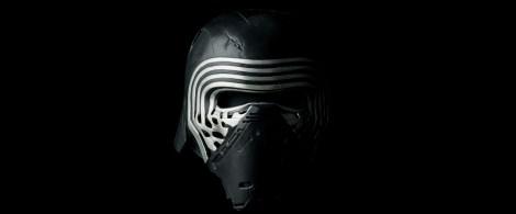Star Wars The Force Awakens Helmet Replicas by Propshop Kylo Ren's Helmet Helmet Hi-Res