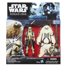 NEW Hasbro Rogue One Action Figure Moroff and Scarif Shoretrooper Revealed Star Wars 1