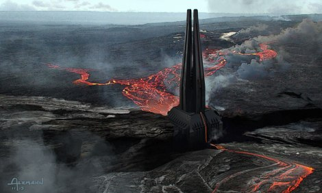 the-art-of-rogue-one-darth-vaders-castle-concept-art