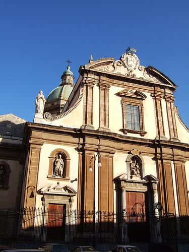 Domani a Palermo 18 Casa Professa  Milocca  Milena Libera