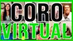 como hacer un coro virtual en video