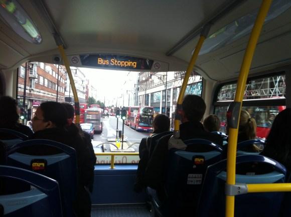 londonski autobus