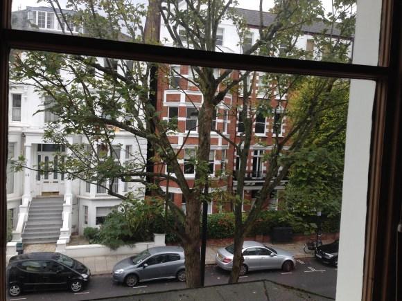 apartman u londonu