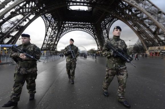 Француска у страху