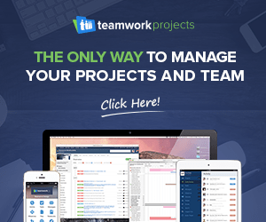 teamwork projects large