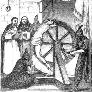 inquisition torture wheel