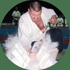 milos stanic temashiwari okinawa karate