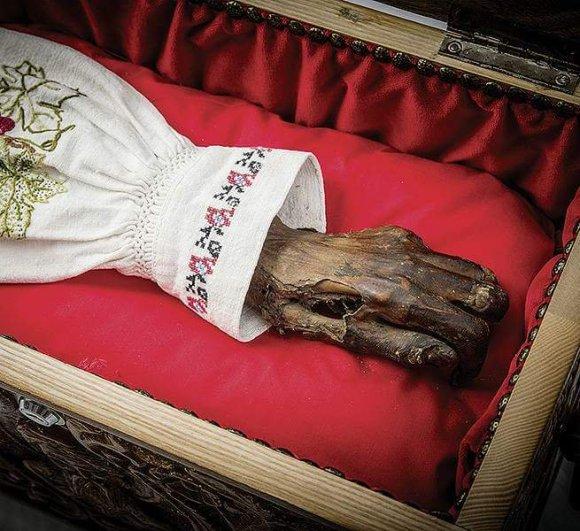 ruka svetog Save
