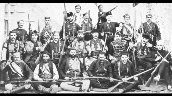 комите-четници