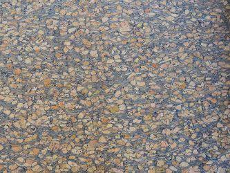 Mosaic natural dark brown