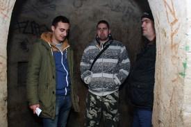 Marko Ranisavljev sa TV VICE, Saša Filipović i Dragan Poštić.