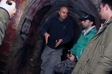 Leon Šurbanović, Slavomir Kiš Kišfalubac i Marko Ranisavljev na Đavoljoj raskrsnici.