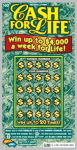 $10 Cash For Life Ticket (Game #498)