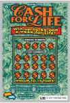 Michigan Lottery $5 Cash for Life IG #497