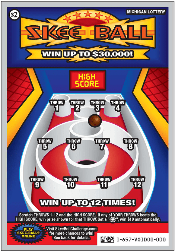 Start off July with a new instant game! | Michigan Lottery