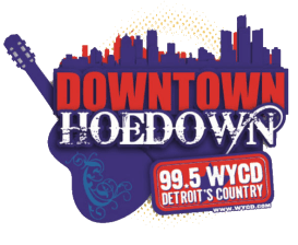 Downtown Hoedown Logo 2014