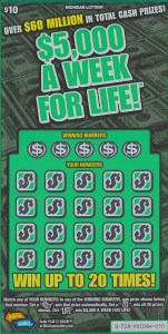 $10 Cash For Life