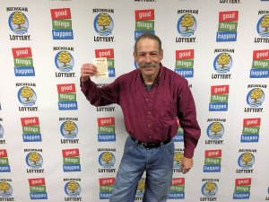 01.19.16 Powerball 01.13.16 Draw $1 Million Michael Paine Photo Iron County